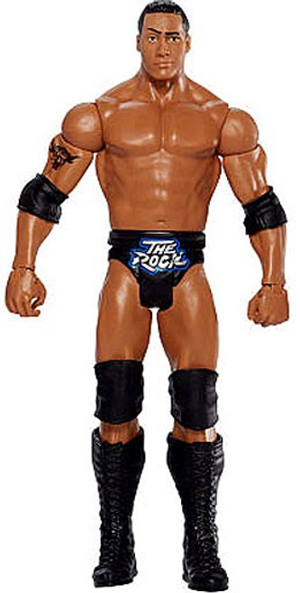 WWE Wrestling The Rock Action Figure [Loose]