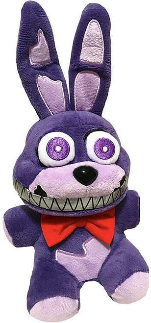 Funko Five Nights at Freddy's Nightmare Bonnie Exclusive 6-Inch Plush