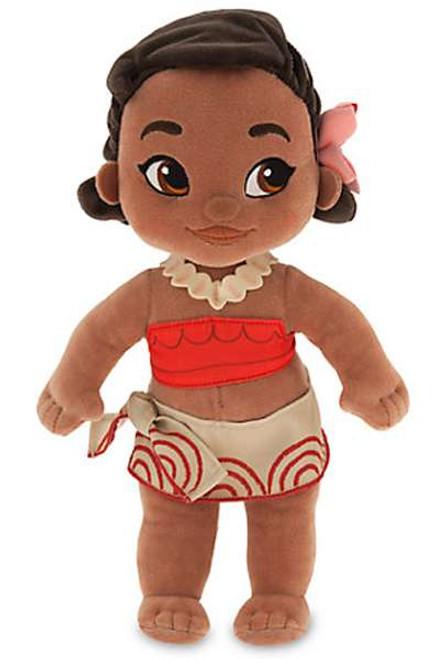 Disney Moana Toddler Moana 12-Inch Plush