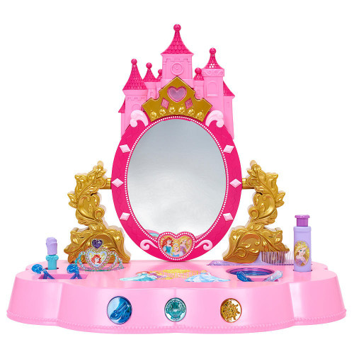 Disney Princess Sing and Shimmer Table Top Vanity Exclusive Playset