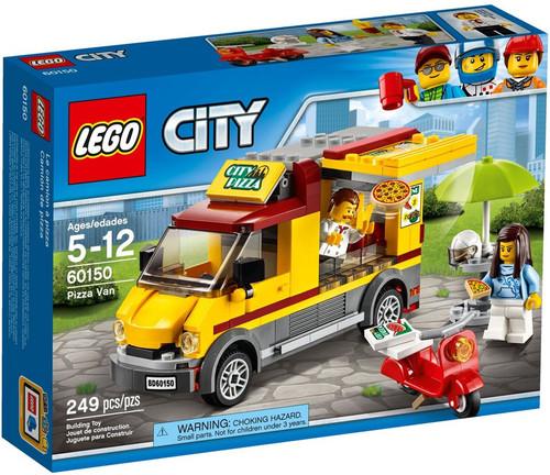 LEGO City Pizza Van Set #60150