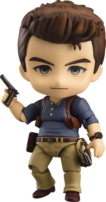 Uncharted 4: A Thief's End Nendoroid Nathan Drake Figure