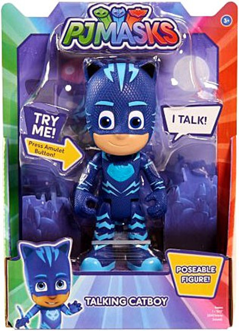 Disney Junior PJ Masks Catboy Talking Action Figure