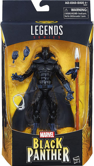 Marvel Legends Black Panther Exclusive Action Figure