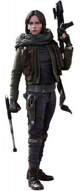 Star Wars Rogue One Movie Masterpiece Jyn Erso Collectible Figure