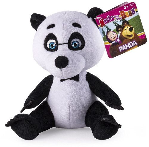 Masha and the Bear Panda 8-Inch Plush [8-Inch]