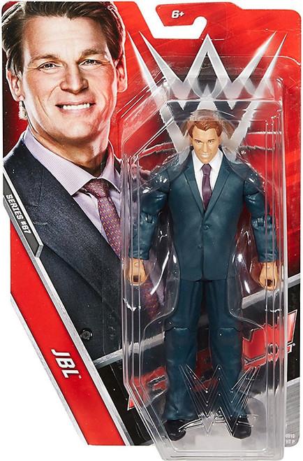 WWE Wrestling Series 67 JBL Action Figure