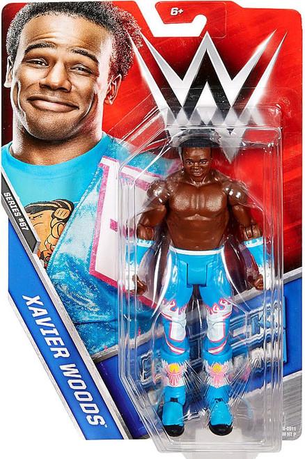 WWE Wrestling Series 67 Xavier Woods Action Figure
