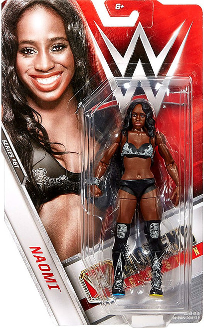 WWE Wrestling Series 67 Naomi Action Figure