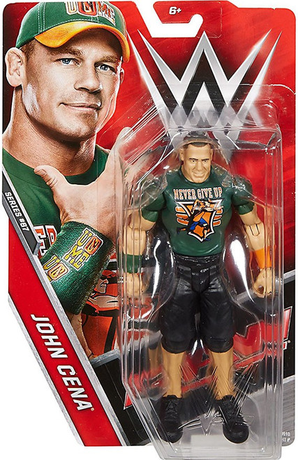 WWE Wrestling Series 67 John Cena Action Figure