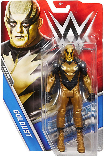 WWE Wrestling Series 67 Goldust Action Figure