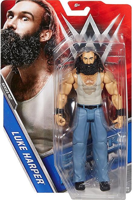 WWE Wrestling Series 67 Luke Harper Action Figure