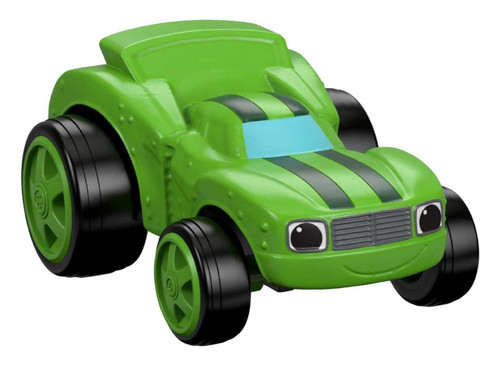 Fisher Price Blaze & the Monster Machines Race Car Pickle Diecast Car