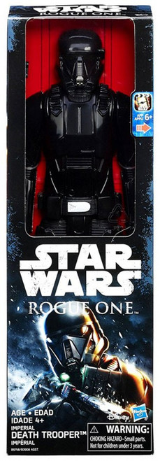 Star Wars Rogue One Imperial Death Trooper Deluxe Action Figure