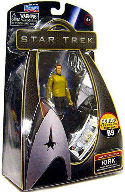 Star Trek 2009 Movie James T. Kirk Action Figure [Enterprise Uniform, Damaged Package]
