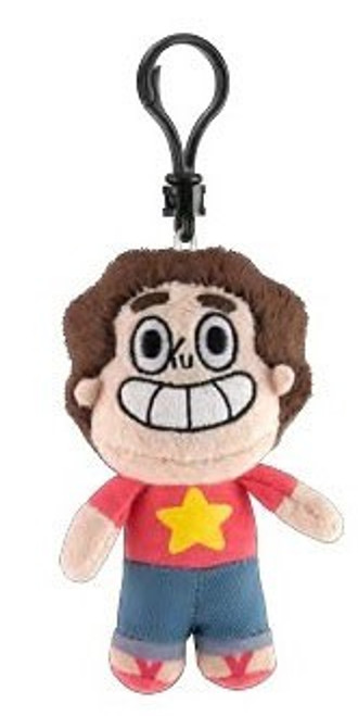 Steven Universe 4-Inch Plush Clip On [Smiling Loose]