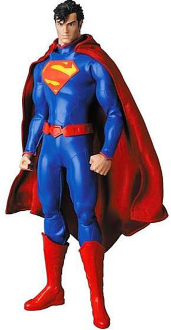 Batman Real Action Heroes Superman Action Figure [DC New 52]