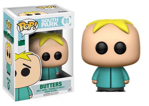 Funko South Park POP! TV Butters Vinyl Figure #01