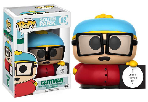 Funko South Park POP! TV Cartman Vinyl Figure #02