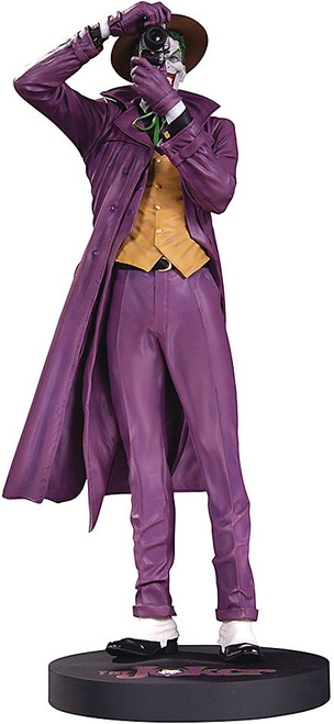 DC Designer Series The Joker (The Killing Joke) 13.7-Inch Statue [Brian Bolland]