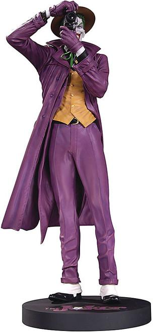DC Designer Series The Joker (The Killing Joke) 13.7-Inch Statue [Brian Bolland]
