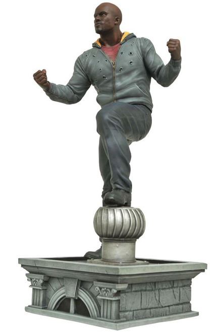 Marvel Gallery Luke Cage 10-Inch PVC Figure Statue [Netflix]