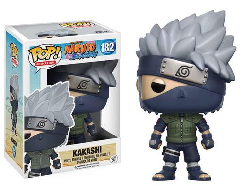 Funko Naruto POP! Anime Kakashi Vinyl Figure #182
