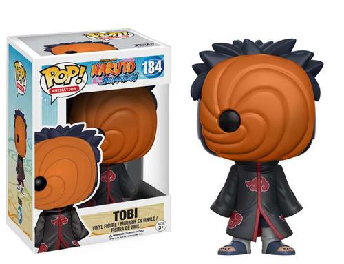 Funko Naruto POP! Anime Tobi Vinyl Figure #184