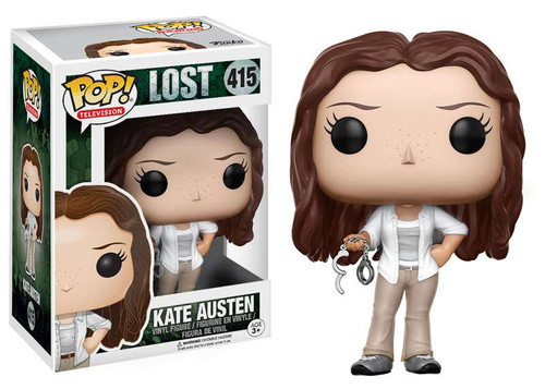 Funko Lost POP! TV Kate Austen Vinyl Figure #415