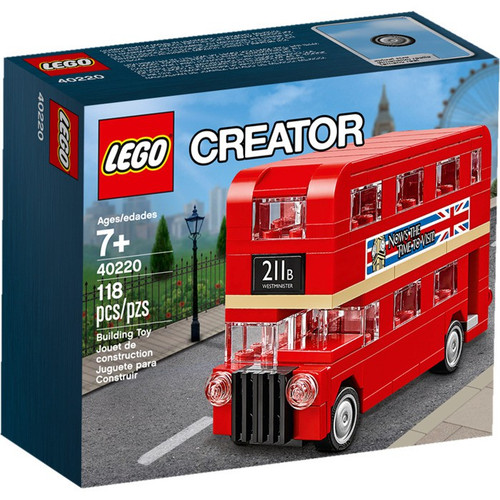 LEGO Creator Double Decker London Bus Set #40220