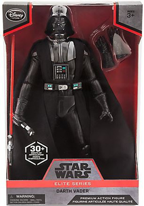 Disney Star Wars A New Hope Elite Darth Vader Premium Action Figure
