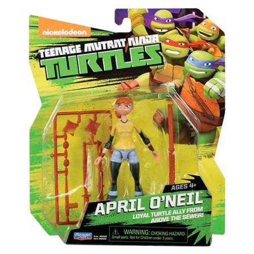 Teenage Mutant Ninja Turtles Nickelodeon April O'Neil Action FIgure [2016 Packaging]
