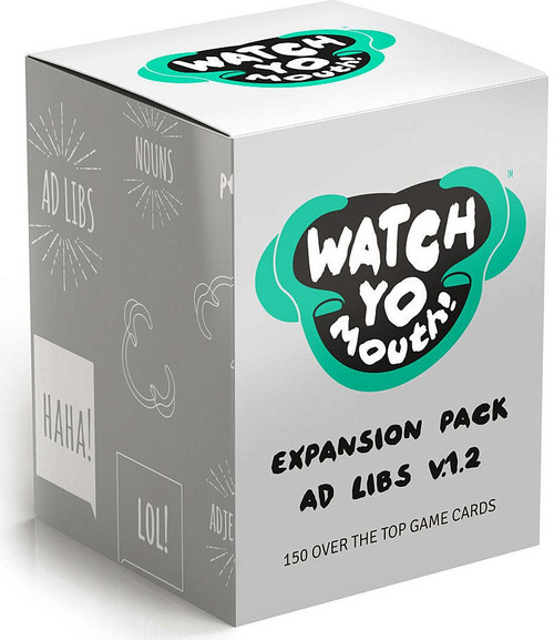 Watch Yo Mouth Ad Libs V.1.2 Expansion Pack