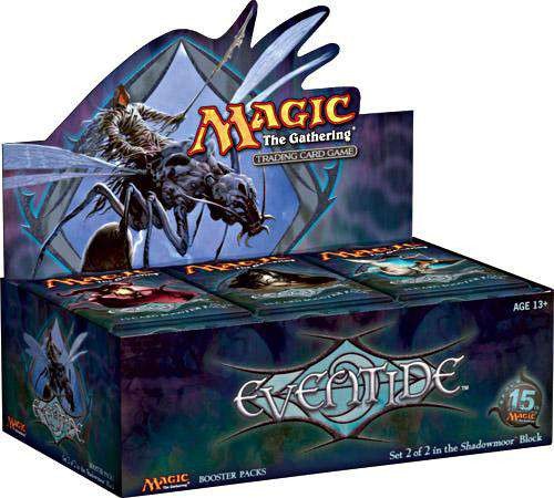 MtG Trading Card Game Eventide Booster Box [Japanese]