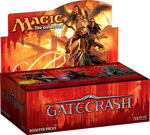MtG Trading Card Game Gatecrash Booster Box [Japanese]