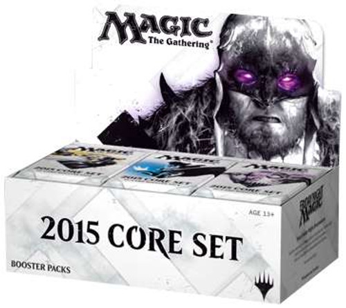MtG Trading Card Game 2015 Core Set Booster Box [Chinese]