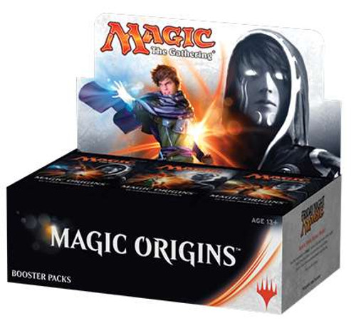 MtG Trading Card Game Magic Origins Booster Box [Chinese]