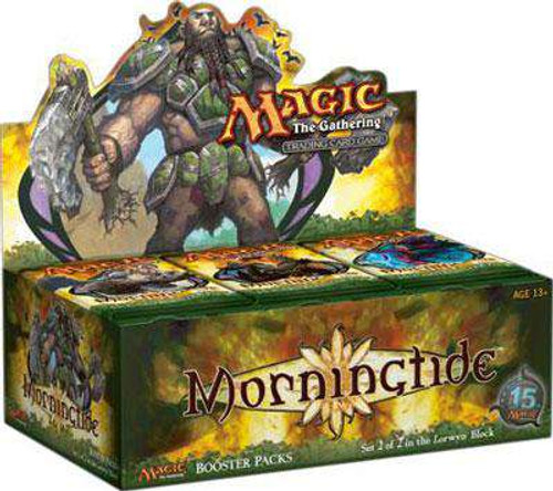 MtG Trading Card Game Morningtide Booster Box [Japanese]