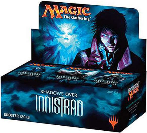 MtG Trading Card Game Shadows Over Innistrad Booster Box [Chinese]