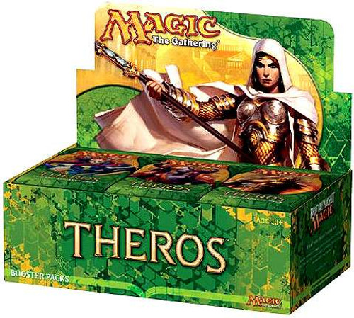 MtG Trading Card Game Theros Booster Box [Japanese]