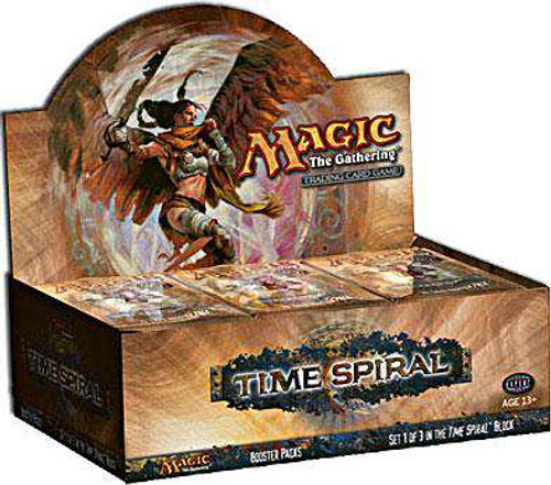 MtG Trading Card Game Time Spiral Booster Box [Russian]
