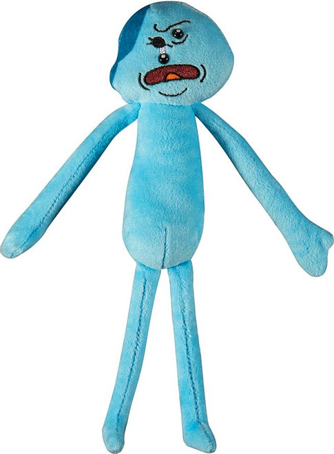 Rick & Morty Meseeks One Eye 10.5-Inch Plush