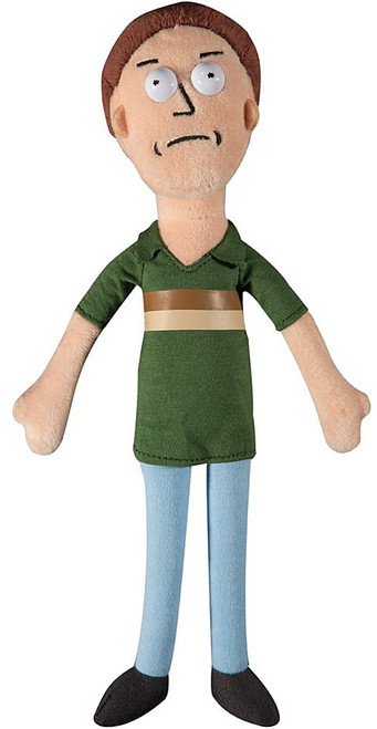 Rick & Morty Jerry 10.75-Inch Plush
