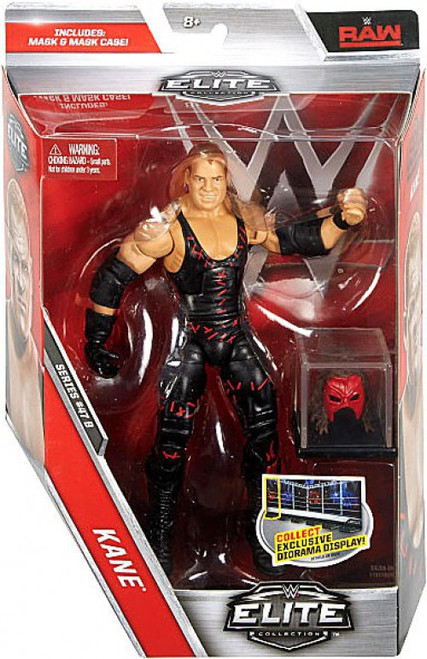 WWE Wrestling Elite Collection Series 47.5 Kane Action Figure [Mask & Case]