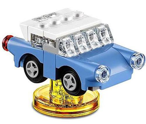 LEGO Dimensions Enchanted Car Minifigure [Loose]