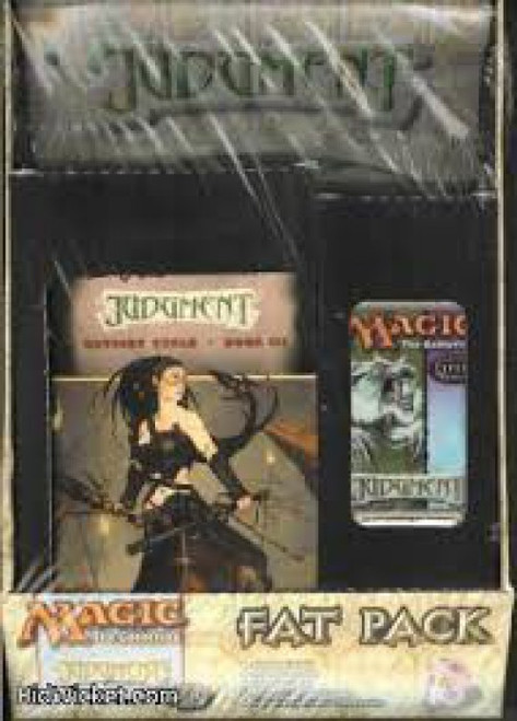 MtG Trading Card Game Judgment Fat Pack