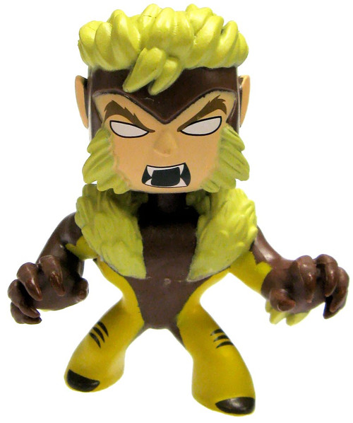 Funko Marvel X-Men Series 1 Mystery Minis Sabertooth 1/12 Mystery Minifigure [Loose]