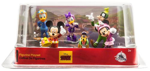 Disney Mickey & Roadster Racers Exclusive 6-Piece PVC Figure Play Set