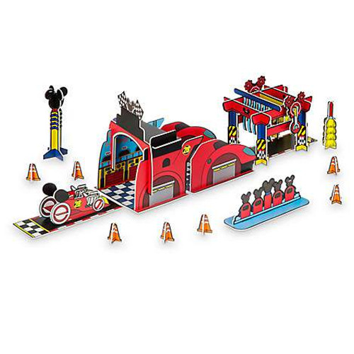 Disney Mickey & Roadster Racers Pop Up & Play World Exclusive Playset