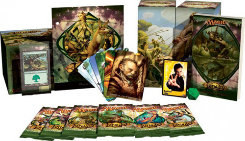 MtG Trading Card Game Lorwyn Fat Pack